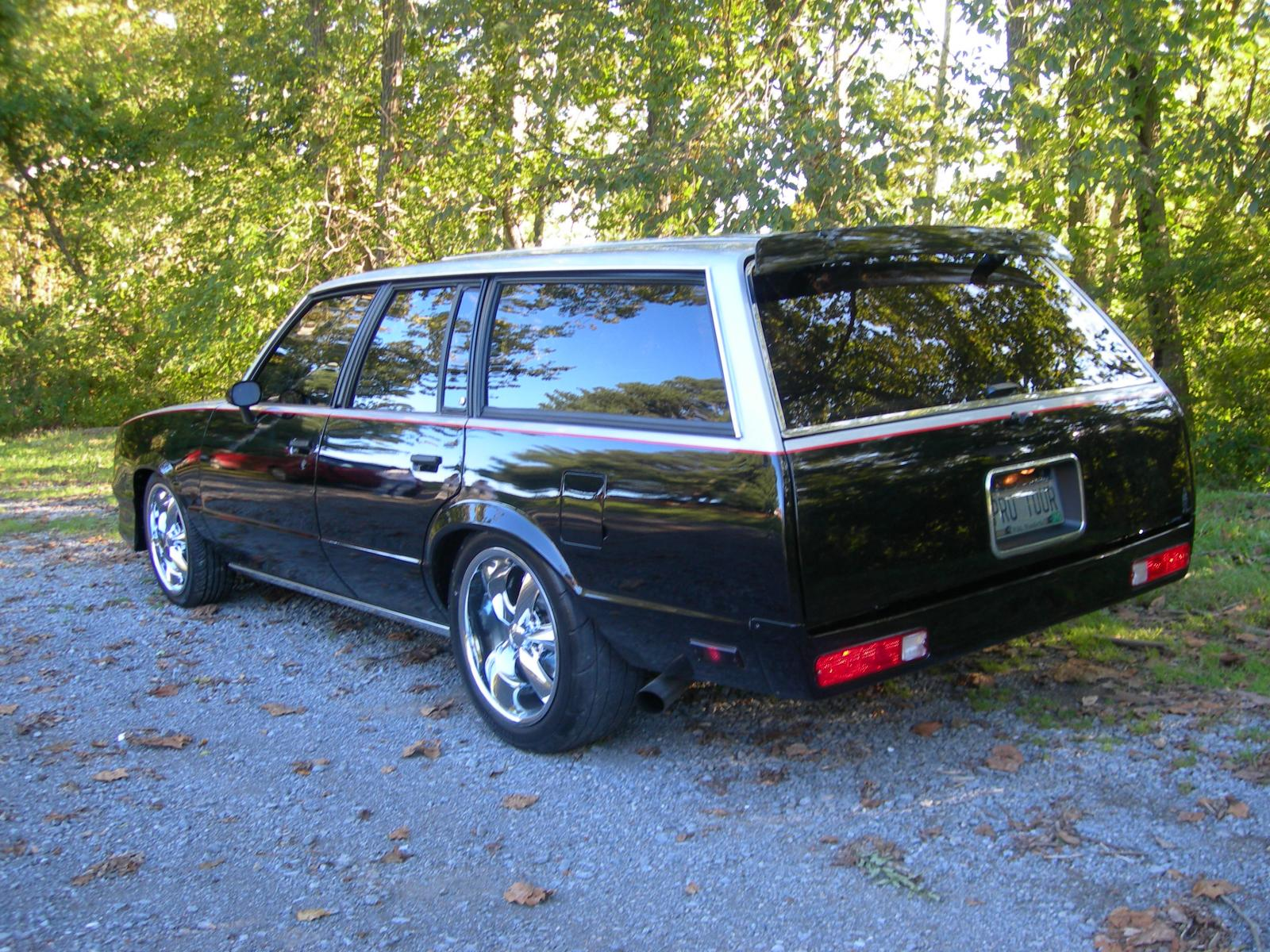 Tom Clark Chevy >> Project Grocery Getter...1983 Chevy Malibu Wagon! - Page 8