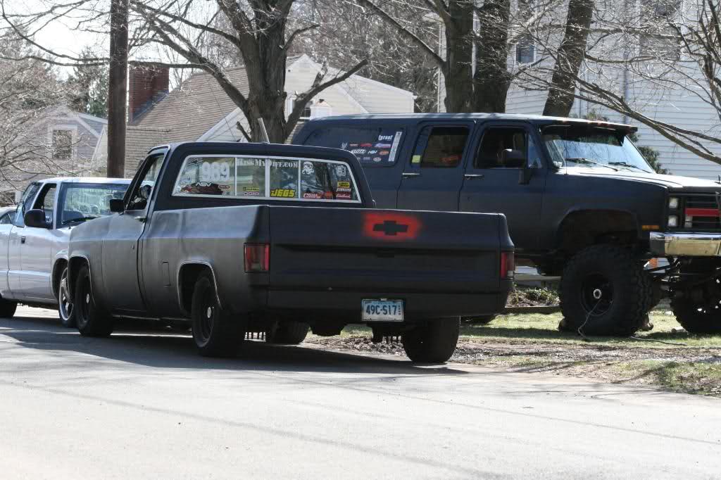 83 C10 Pro Touring Truck
