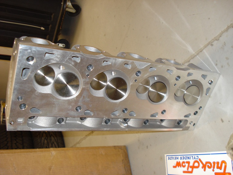 429/460 Ford Trick Flow heads