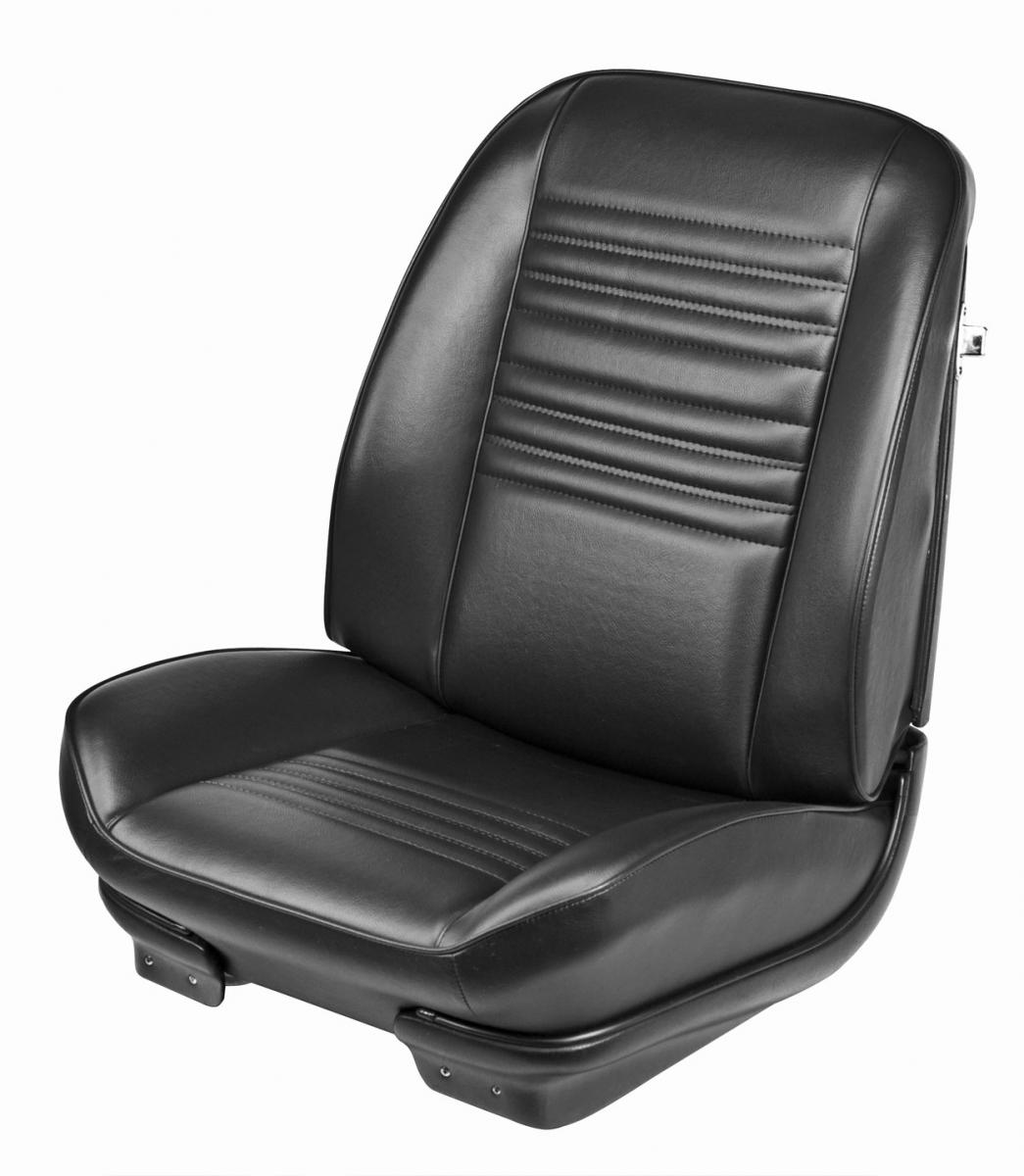 Tmi Chevelle Sport Seat Foams And Covers Exact Stock
