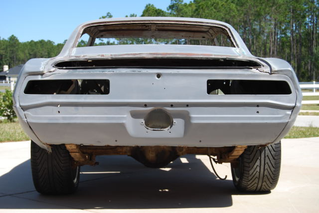 1969 Camaro Project For Sale