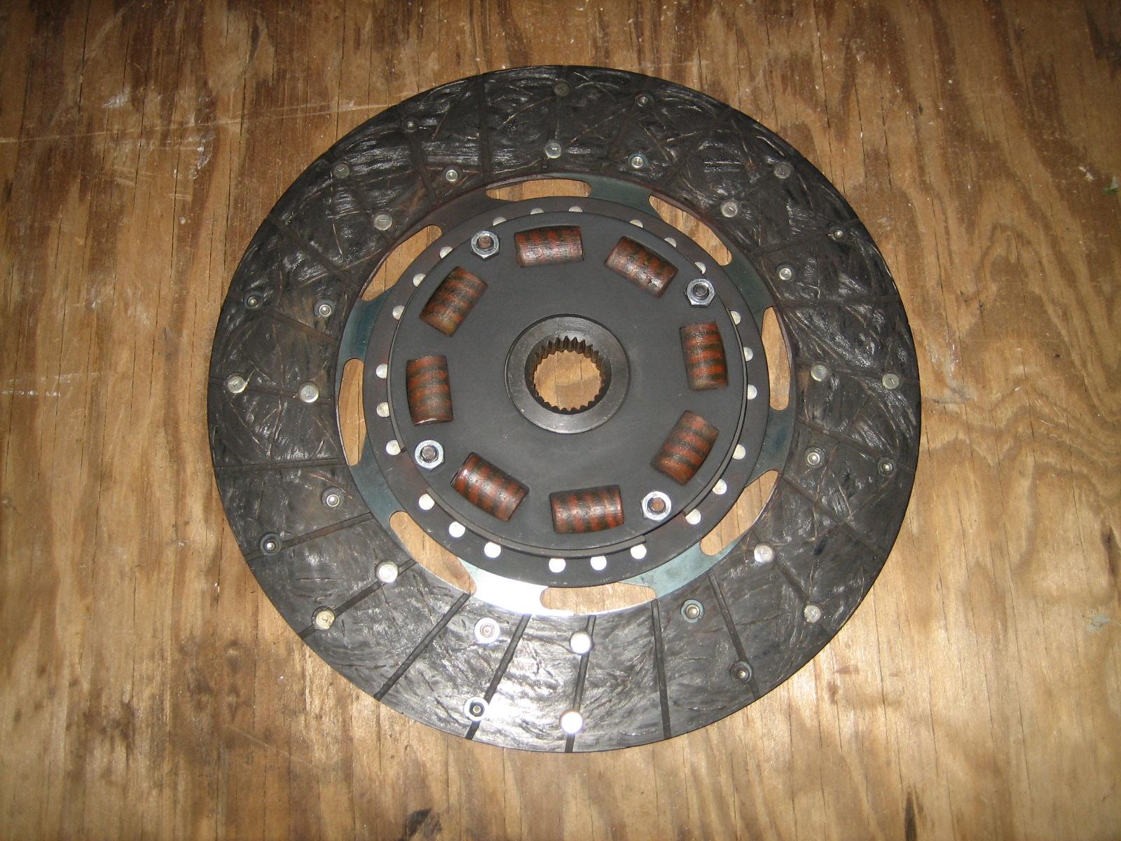 RAM Clutches 2555 Flywheel Aluminum