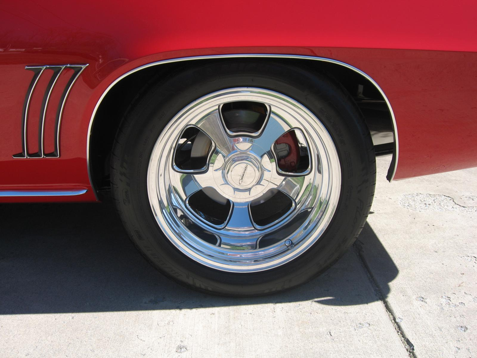 Budnik Famosa Wheels For Sale