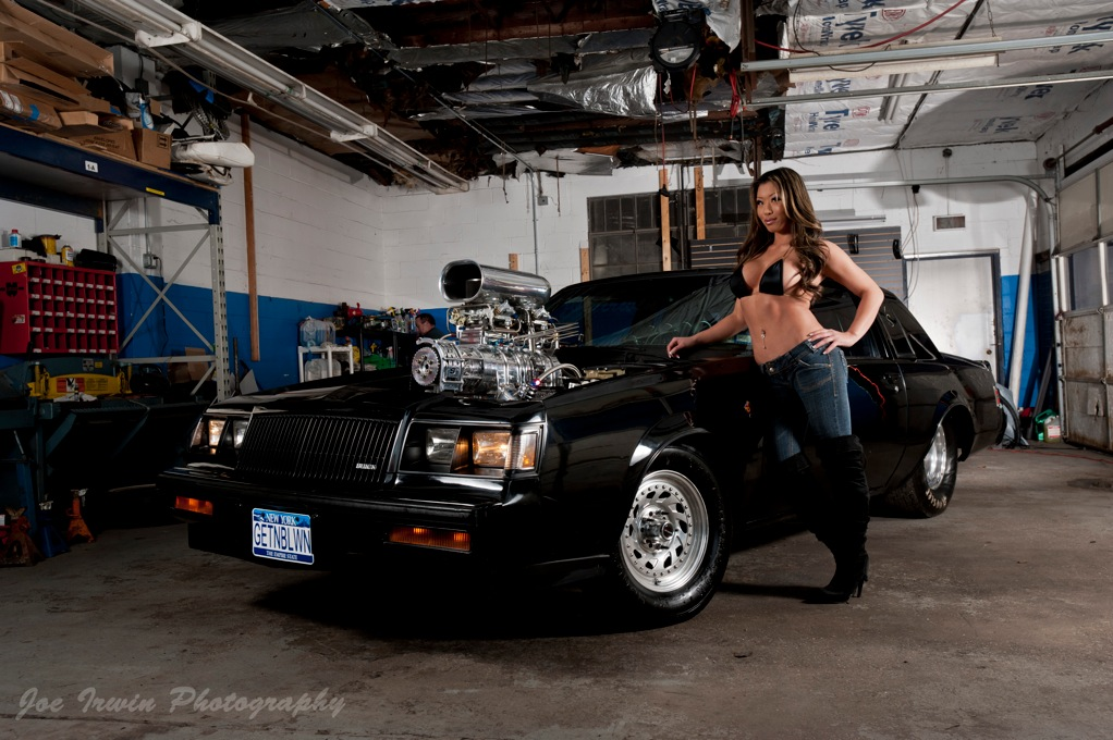 1987 Buick Grand National Pro Street