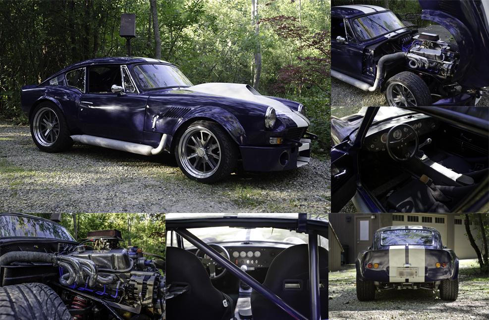 Triumph Gt6 V8 For Sale