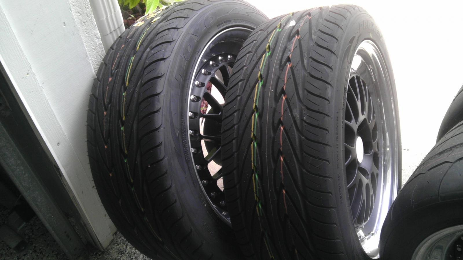 Tires For Less >> 4 TOYO tires New (2) 315/35/18 TOYO DR TQ, (2) Proxes 4 ...