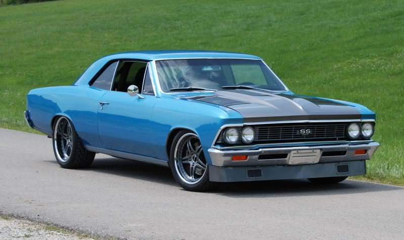 New Chevelle Ss >> Herb Lumpp's '66 Chevelle SS on Forgeline SP3P Wheels