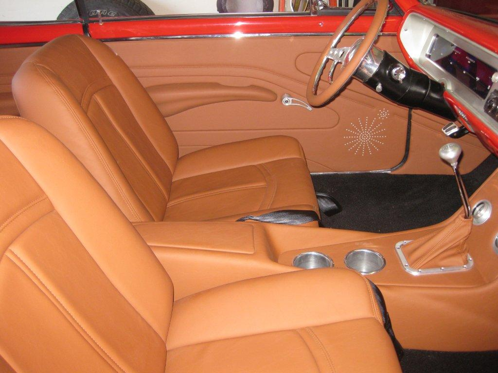New 67 Chevelle Interior Picture From Mci