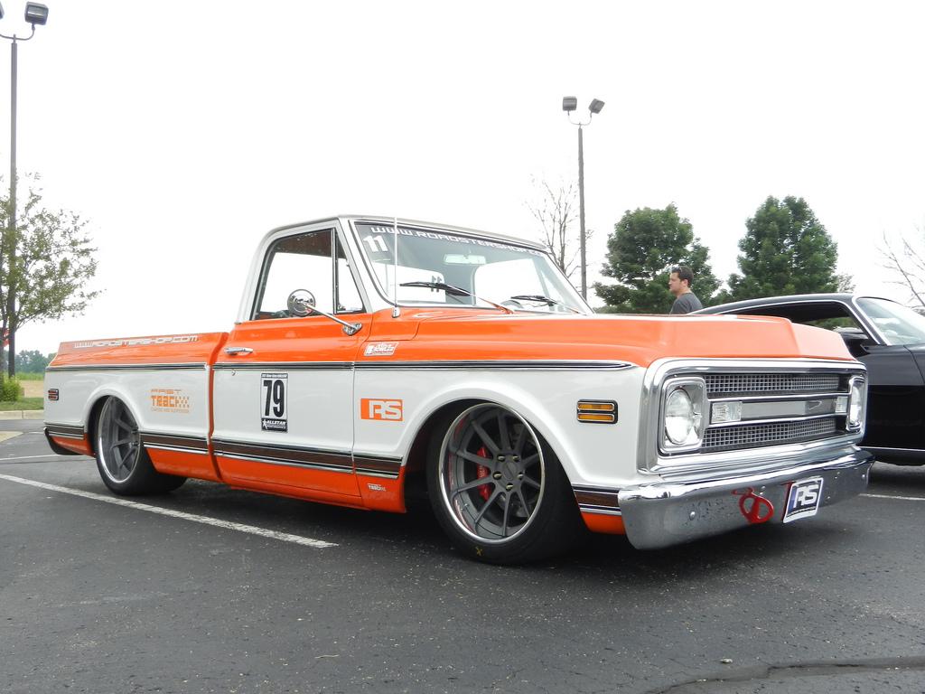 pro touring truck for sale autos weblog
