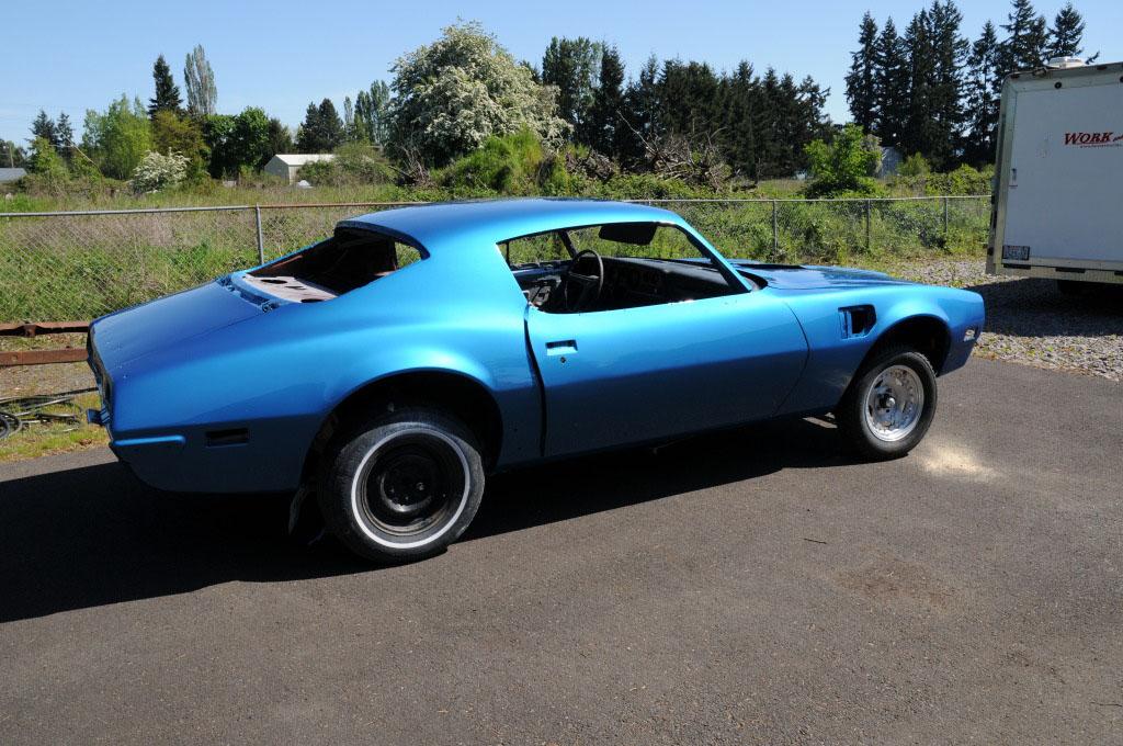 1971 Trans AM 455\