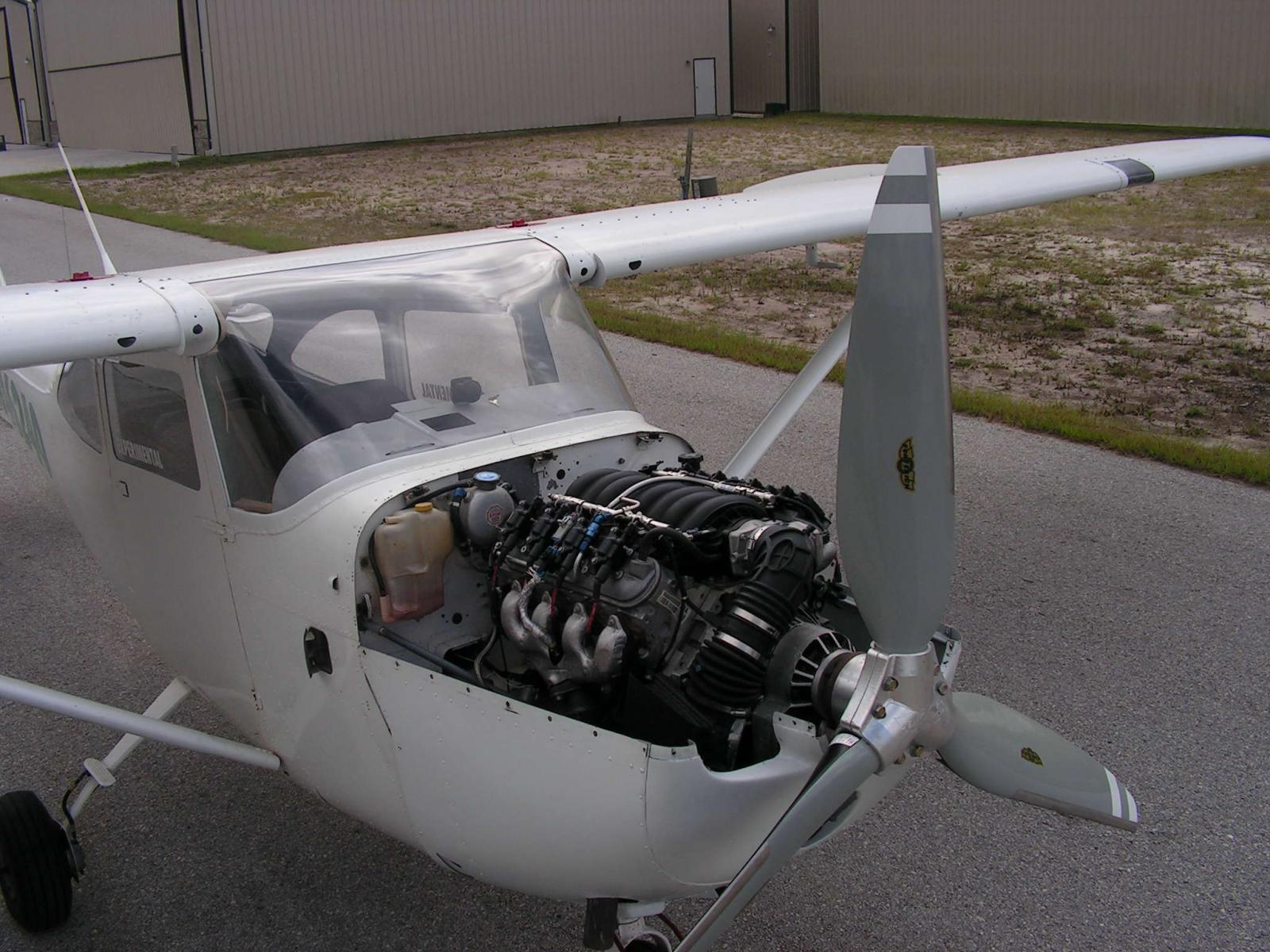 LS-3 approved by FAA for Cesna 172