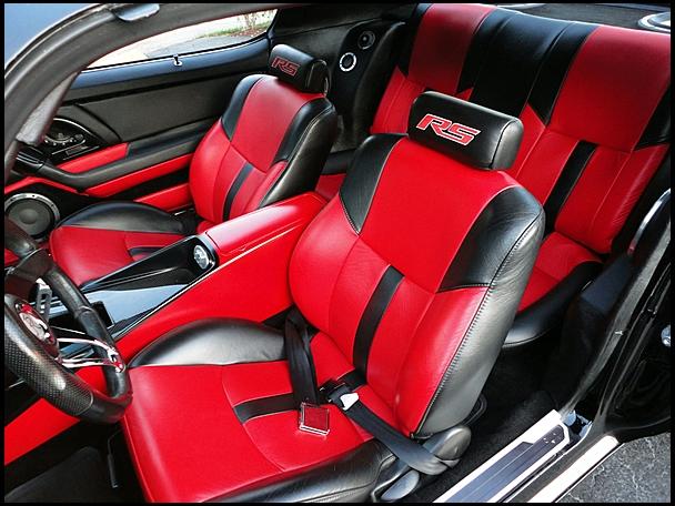custom interior in a 70 camaro. Black Bedroom Furniture Sets. Home Design Ideas