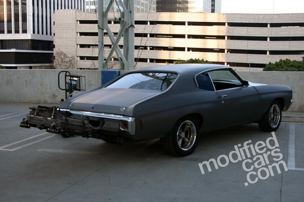 1970 chevelle from fast and furious.