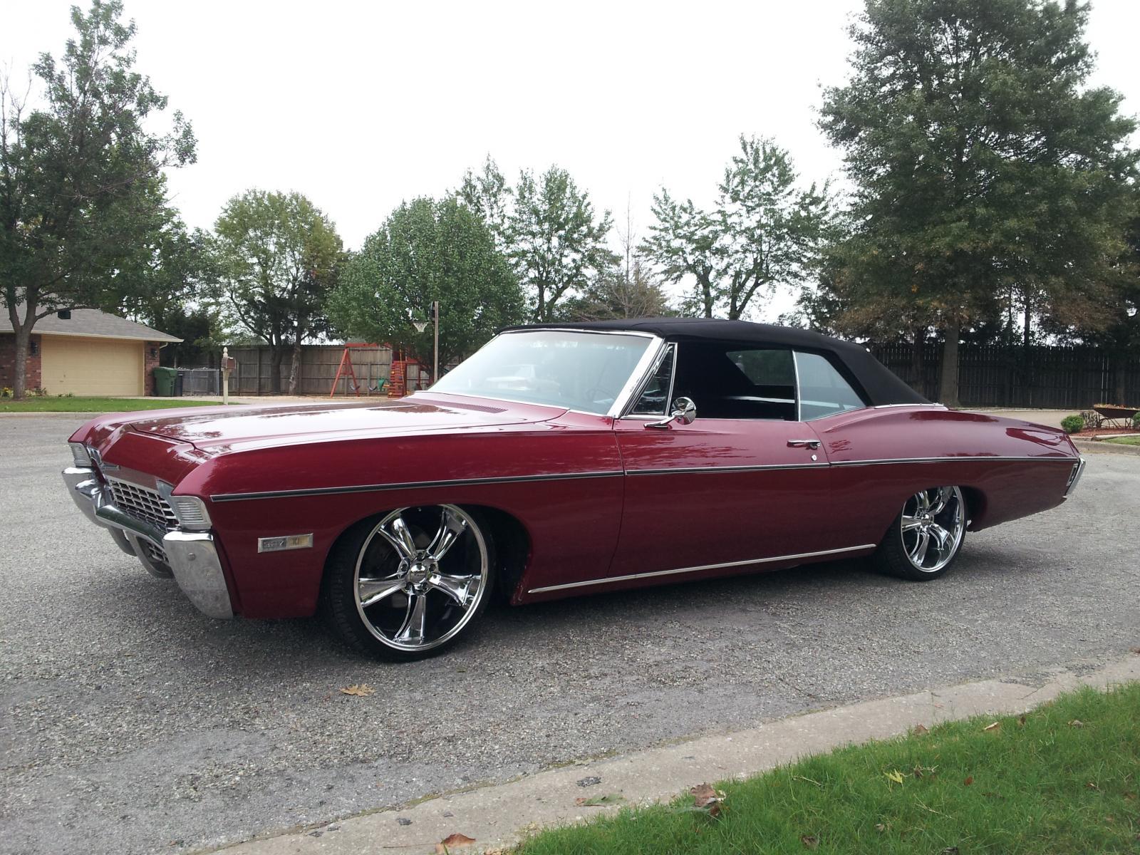 1969 Impala Wagon1966 Chevrolet Caprice 2 Door Hardtop 102693 1968 1966 68 Slammed