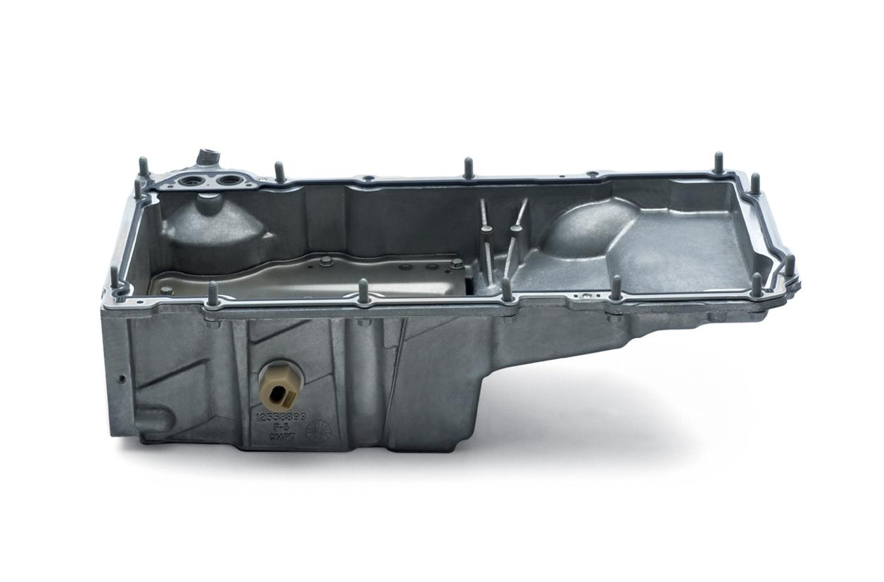 CORVETTE LS3 PAN in Camaro Nova Subframe