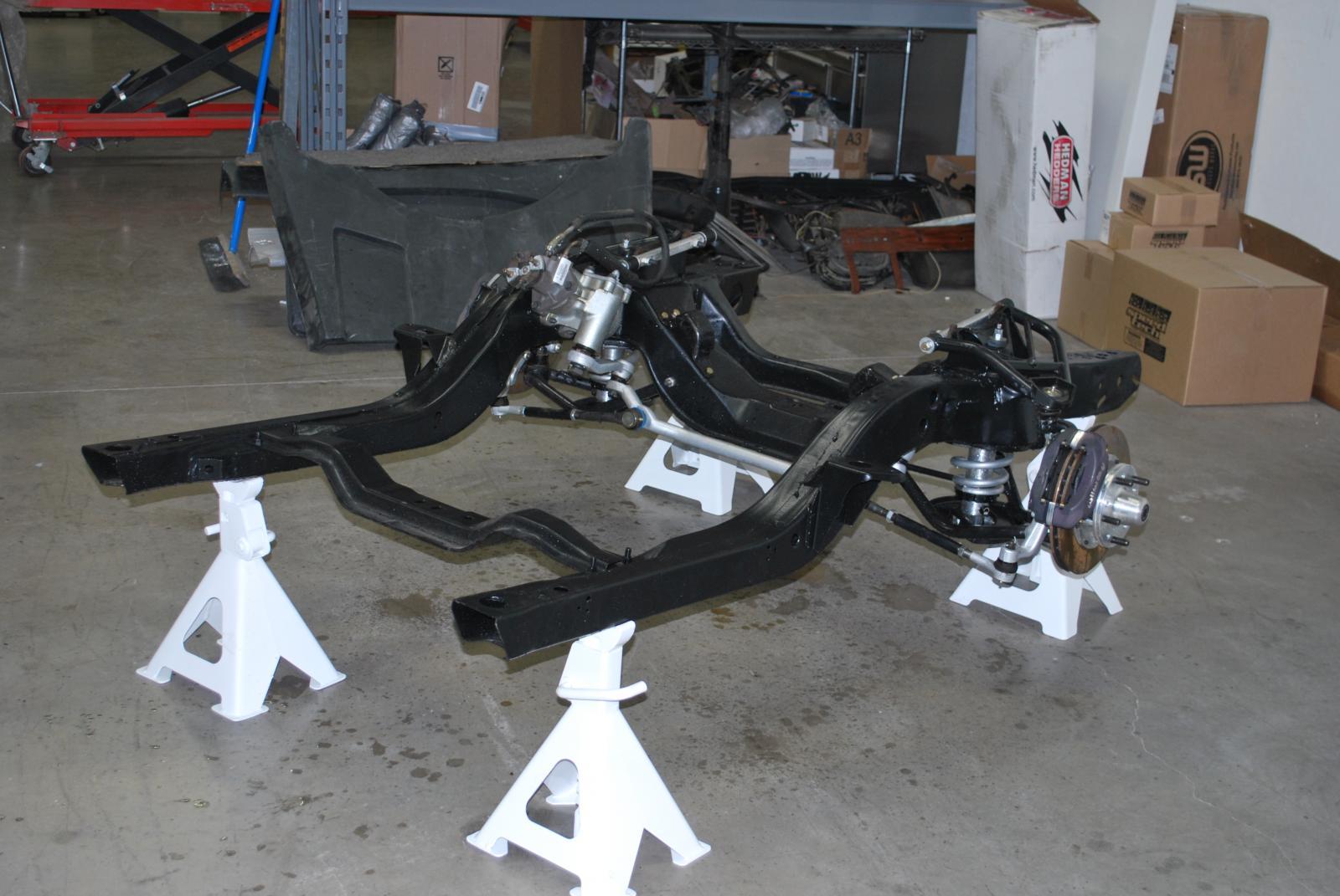 67-69 Camaro Stock Sub Frame Complete