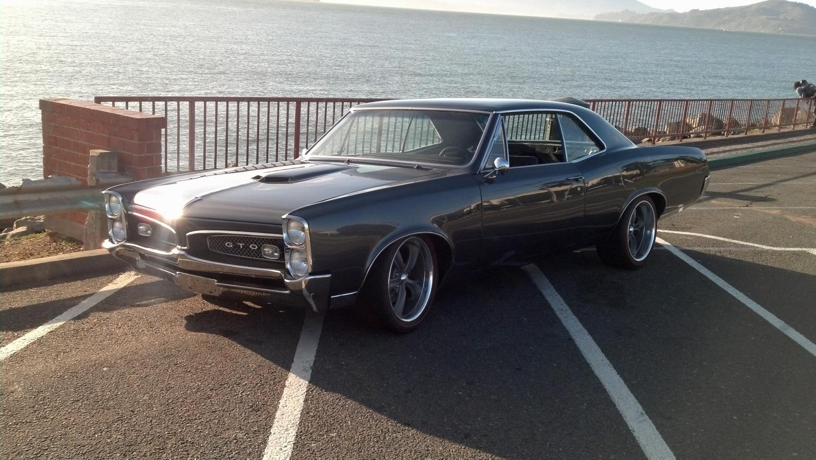 67 GTO weels and tiresfitment question