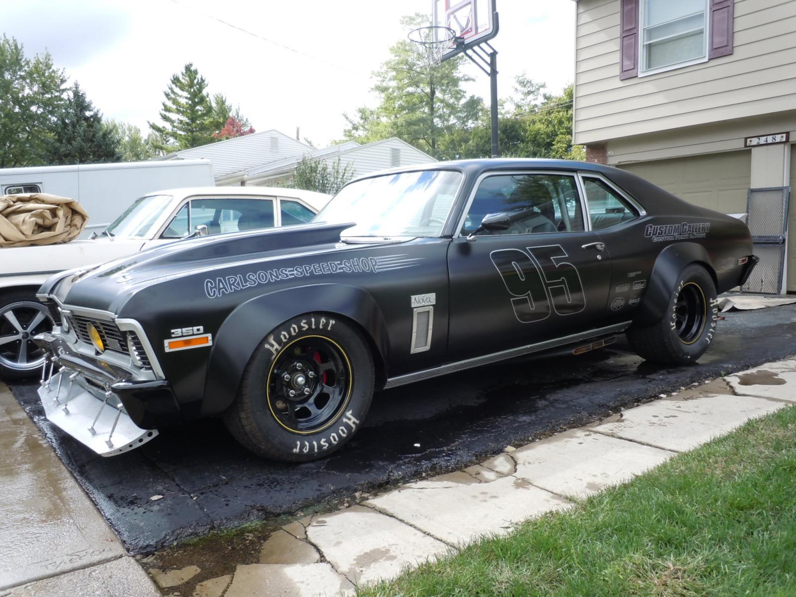 """Pro Touring Camaro >> 17"""" tire suggestions for auto-cross/ road racing"""