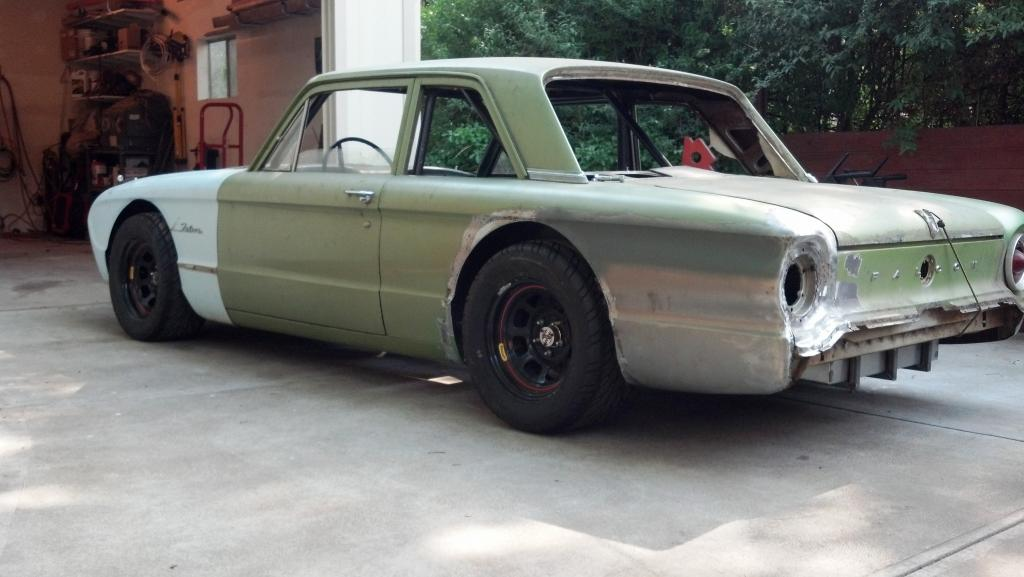 Coyote Stock Race Car For Sale