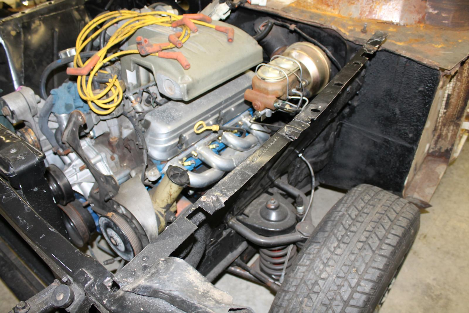wiring a 1990 fuel injected 5 0 into a 63 ford fairlane