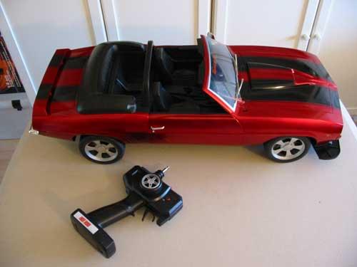 Cool Remote Control Cars: Cool Remote Control '69 Camaro