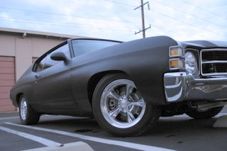 Aftermarket 69 Chevelle Side View Mirrors