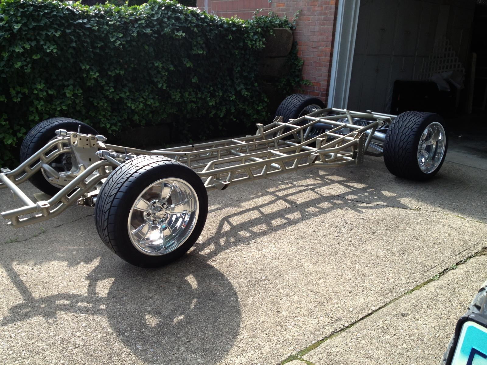67-72 c10 custom frame