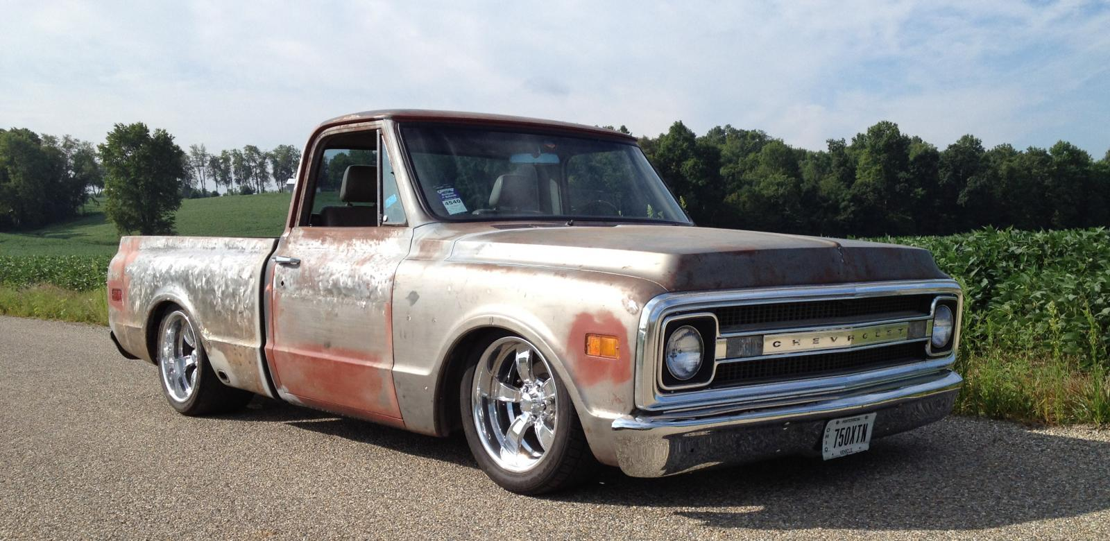 Chevy Pro Touring >> 1970 Chevy C10 from Ohio