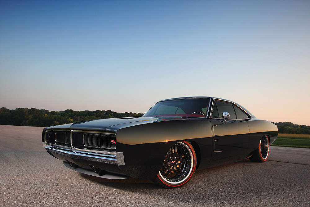69 Charger With Bozeforged Friction Wheels