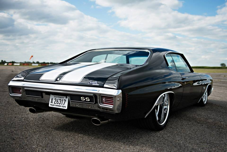 Change The Rims Mini Tubbed 1970 Chevelle Ss Pro Touring
