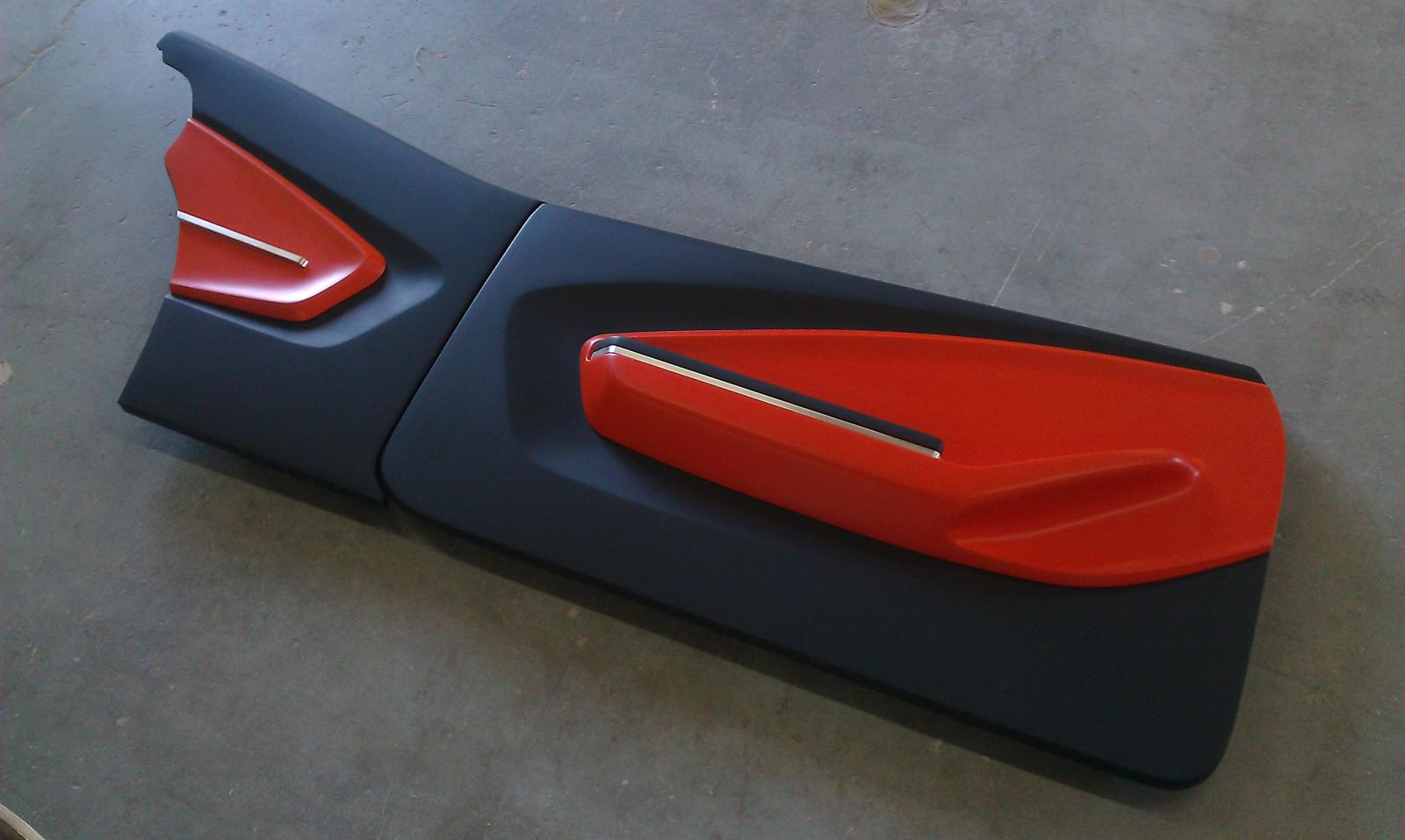 69 Camaro Interior Kit Installation