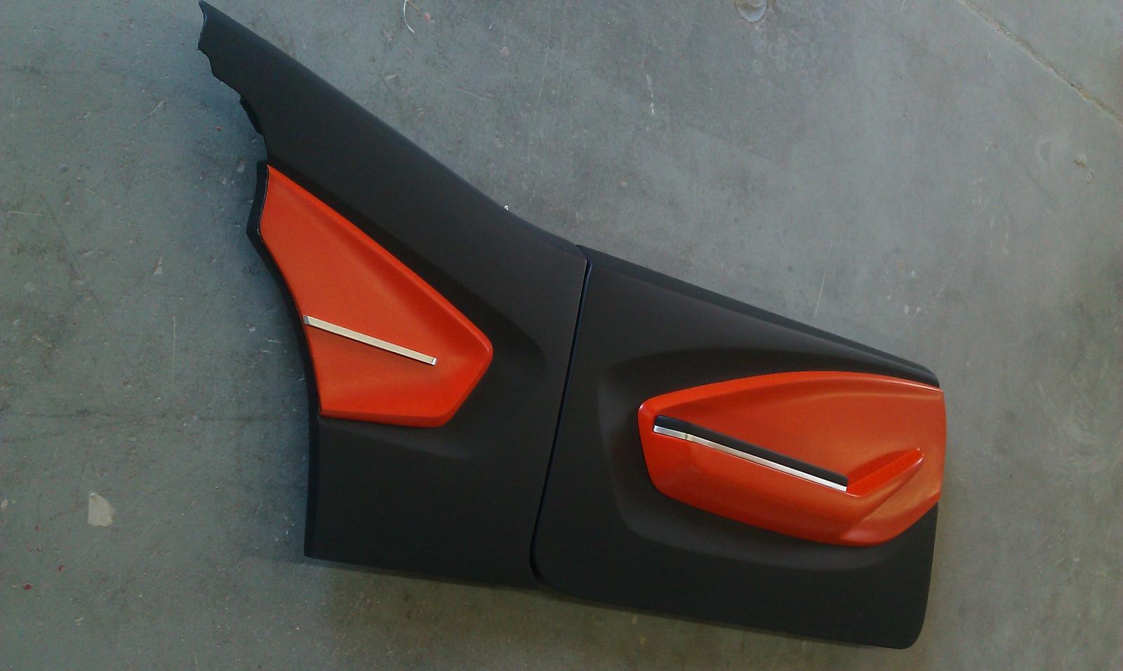 New 67 69 Camaro Firebird Door Panels From Mci