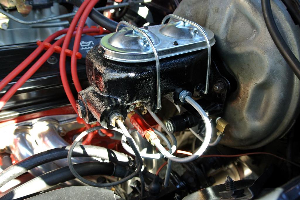 C3 Brake upgrade complete  67 Impala