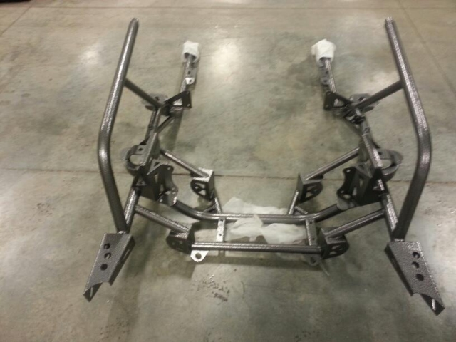 Pa Racing Lightweight Front Subframe First Gen
