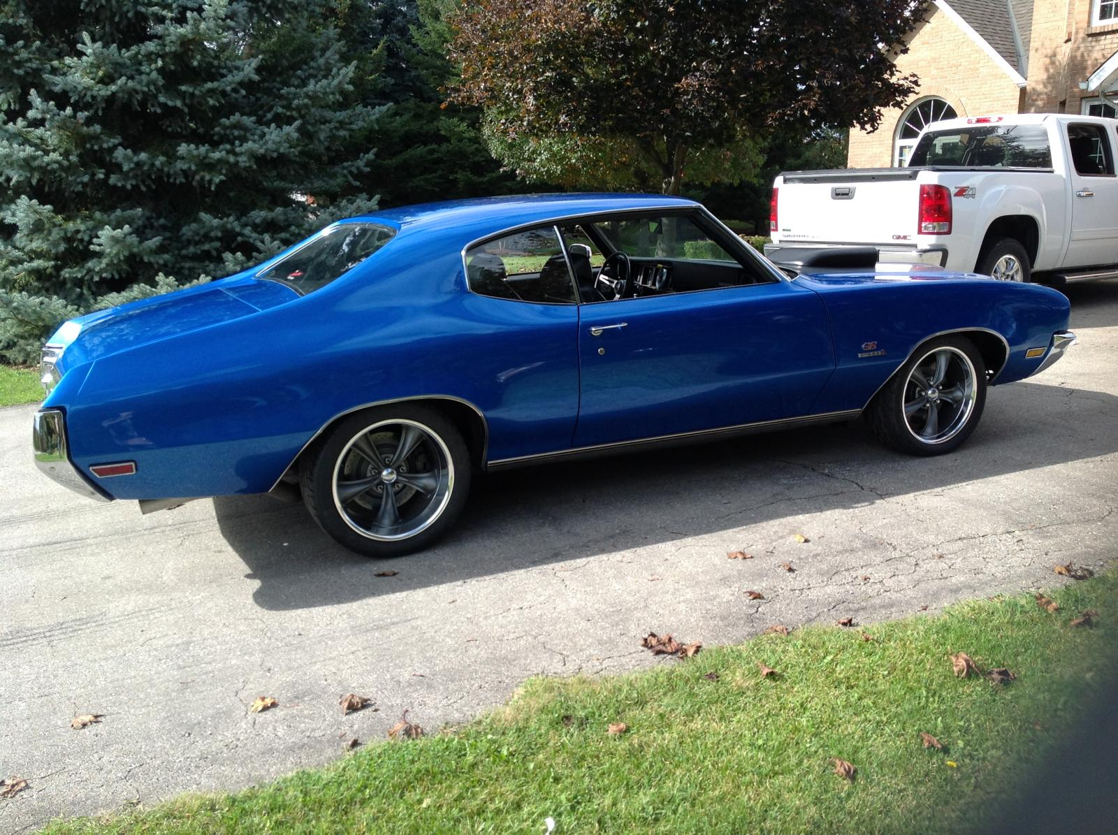 North Platte Buick Tires >> Newbie Buick GS Protouring