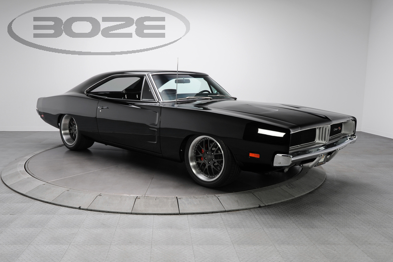 Bozeforged Mesh Wheels On This 69 Charger