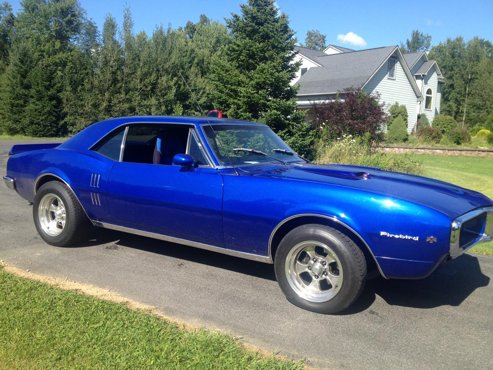 1967 Firebird powered by LS1 for sale $23 500 Syracuse NY