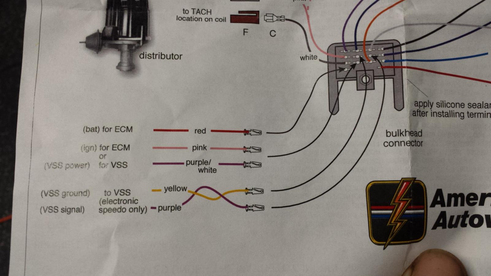 Stand Alone Pcm America Auto Wire Vss Diagram Attached Images