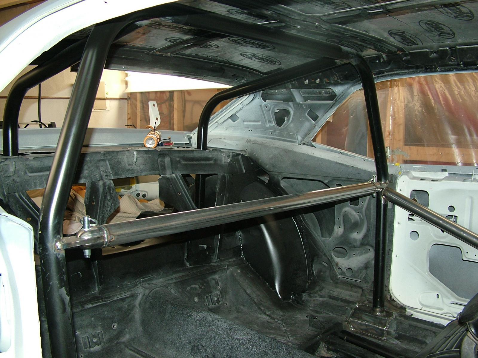 1969 Firebird Ta Clone Track Car Build