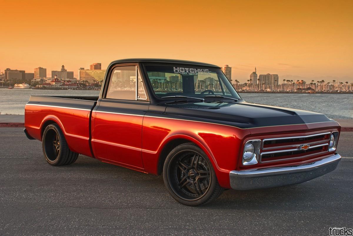 67 72 Chevy Truck Forum >> Older generation Blazer suspension question