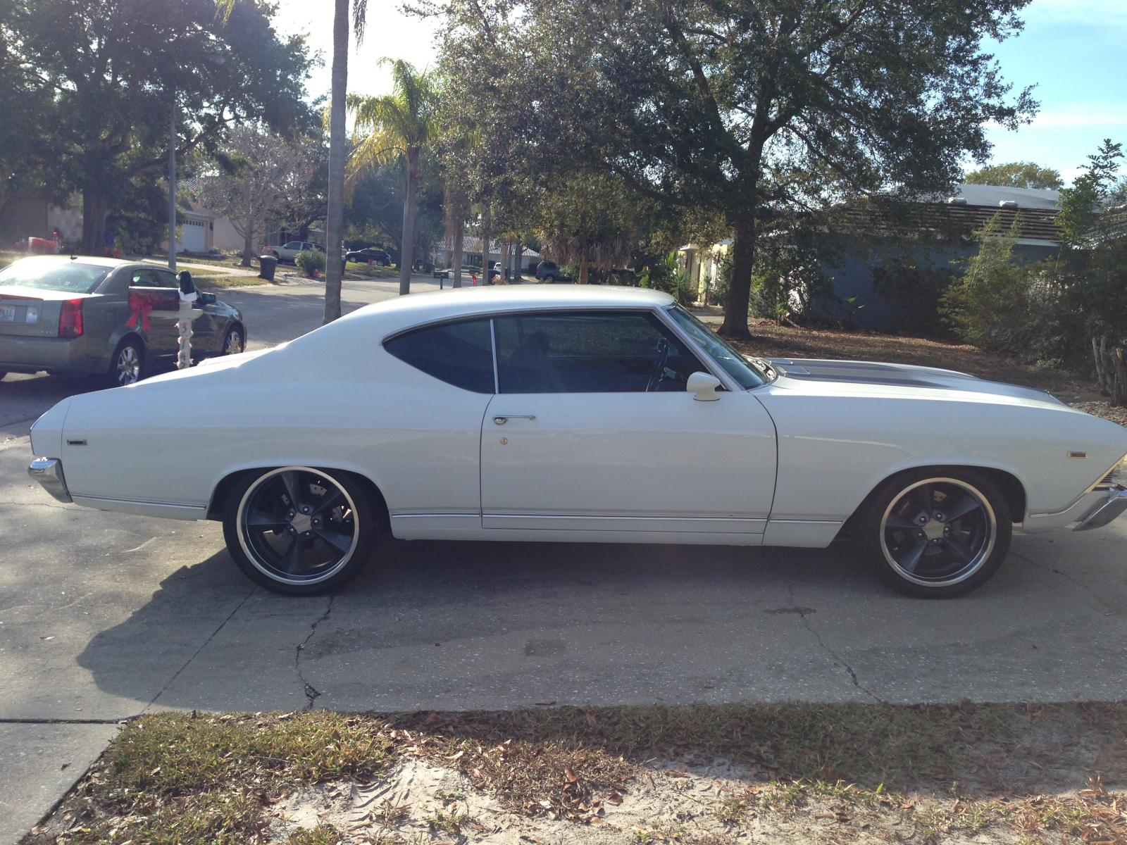 1969 Chevy Chevelle Pro Touring