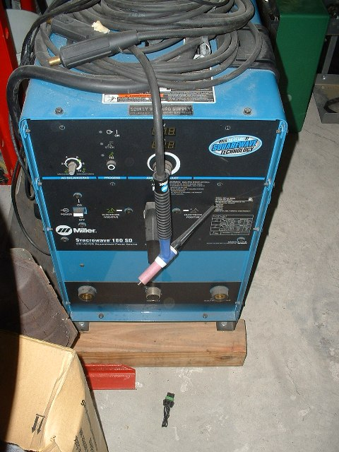 miller syncrowave 180 sd manual