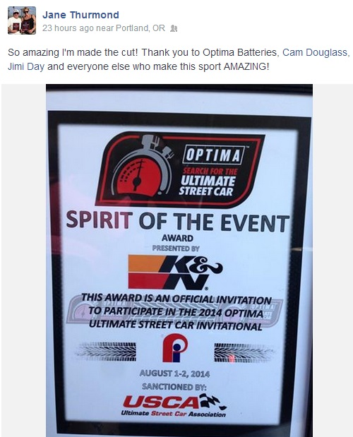 Name:  k&n spirit of the event award to jane thurmond.jpg