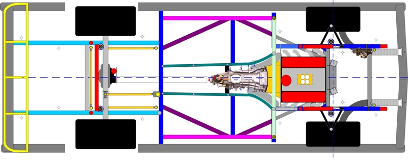 Name:  Chassis Top View with Marks.jpg Views: 2233 Size:  119.6 KB