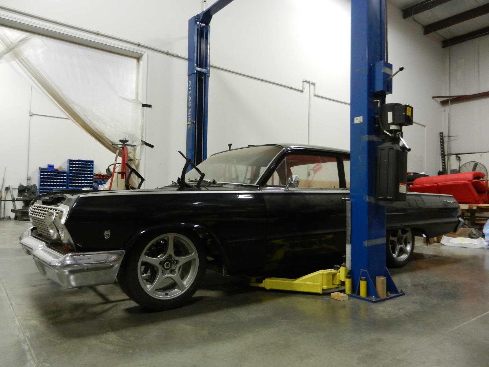 Name:  Car on frame.jpg Views: 4296 Size:  162.8 KB