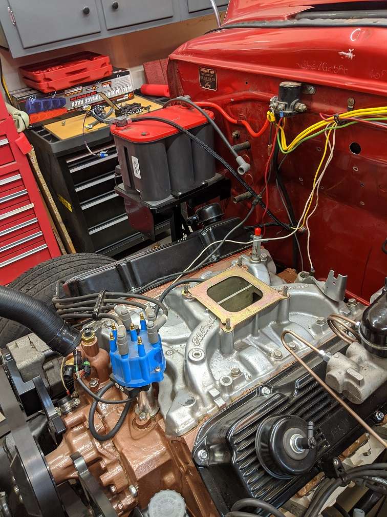 Name:  2020.05.15 Starting fuel injection swap.jpg Views: 1083 Size:  405.7 KB
