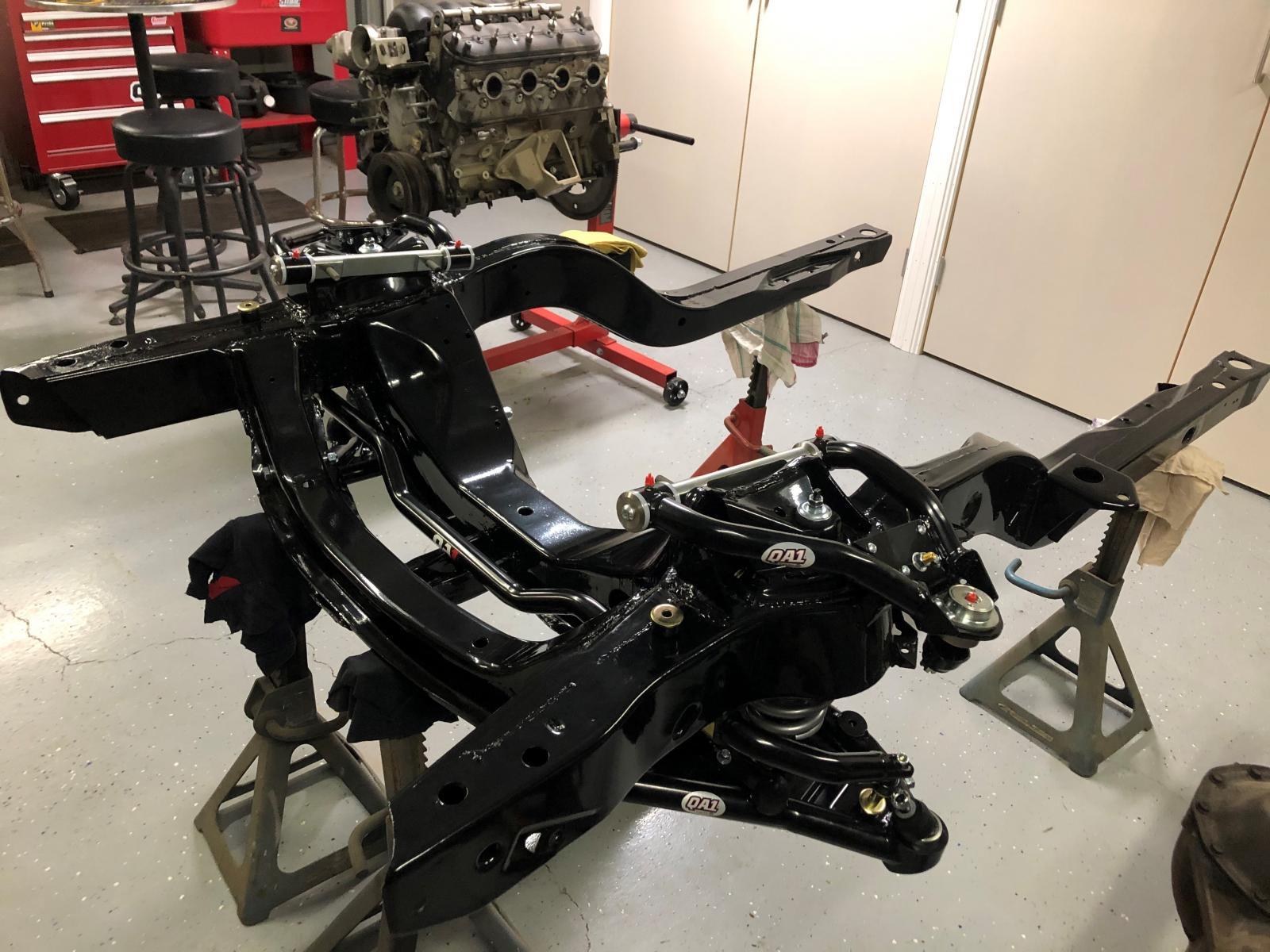 Name:  Camaro subframe build 3.jpg Views: 434 Size:  214.2 KB