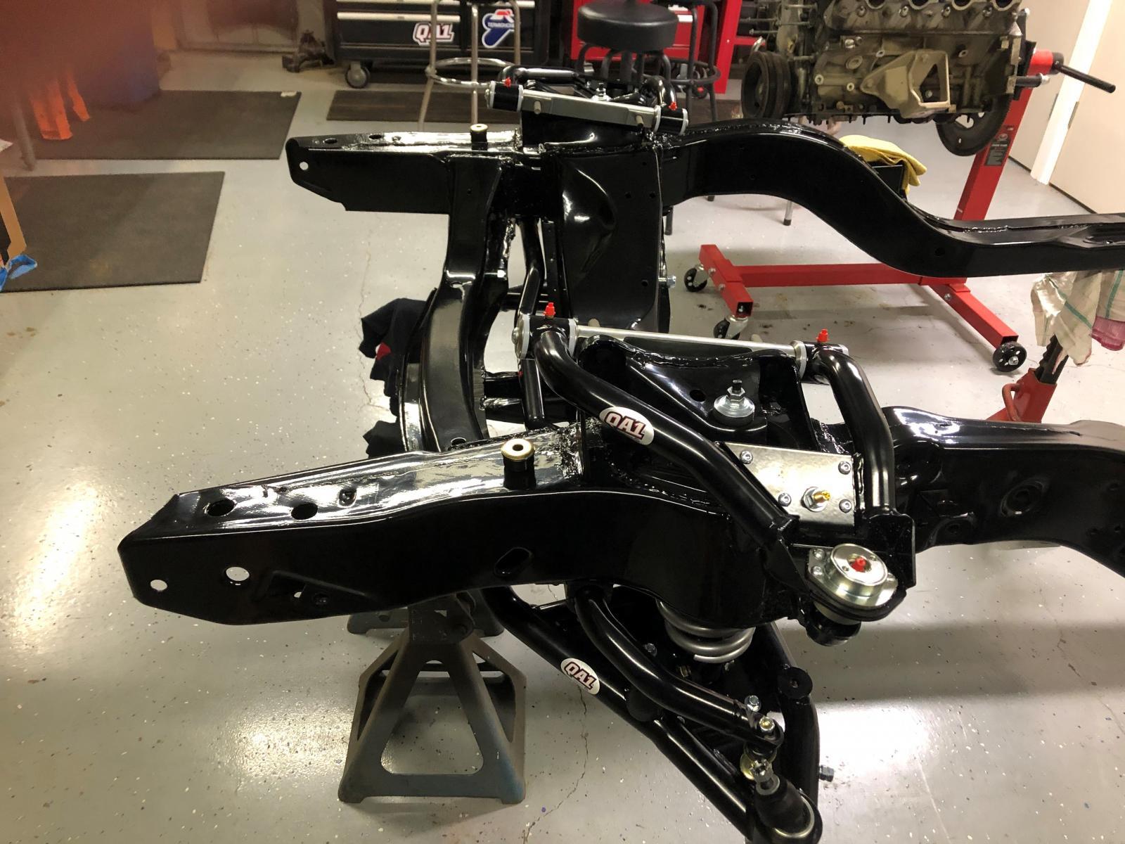 Name:  Camaro subframe build 4.jpg Views: 428 Size:  222.2 KB