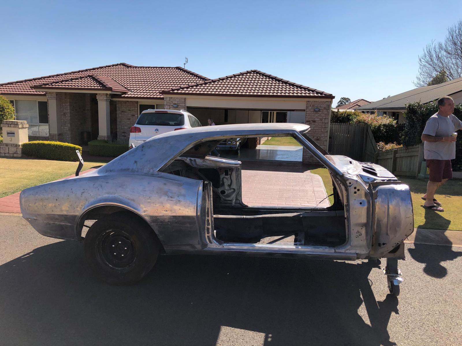 Name:  Camaro going to paint shop 1.jpg Views: 1700 Size:  235.4 KB