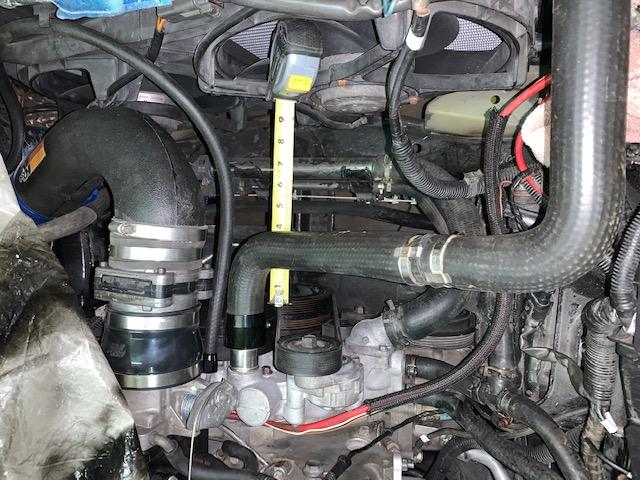 Name:  GTO engine to rad space..jpg Views: 110 Size:  134.5 KB
